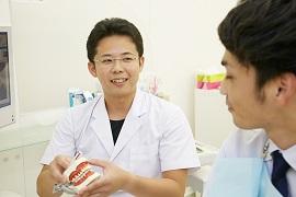 患者さまが安心し、納得される治療に努めます