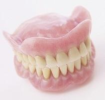 1.保険診療の総入れ歯